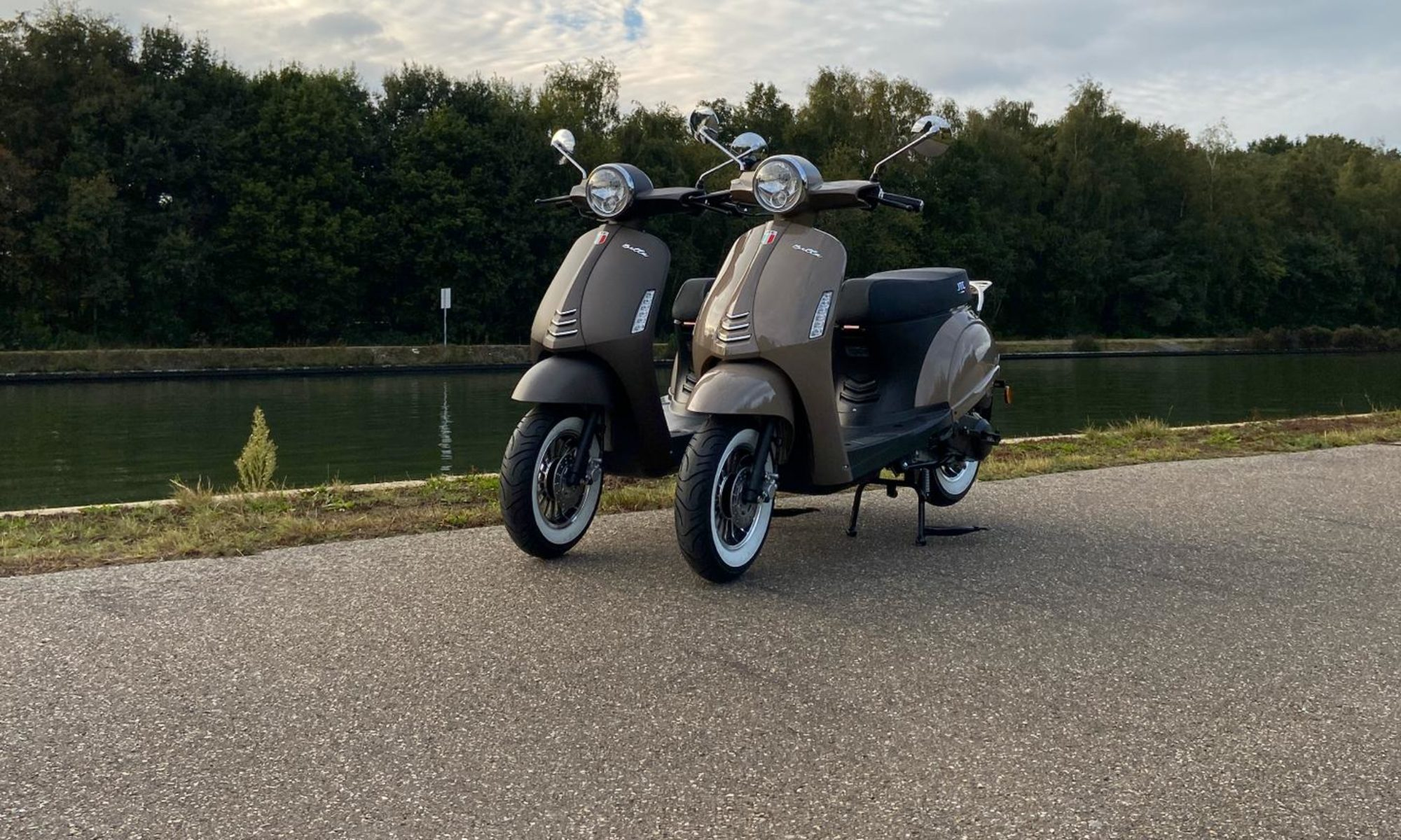 JTC Scooters