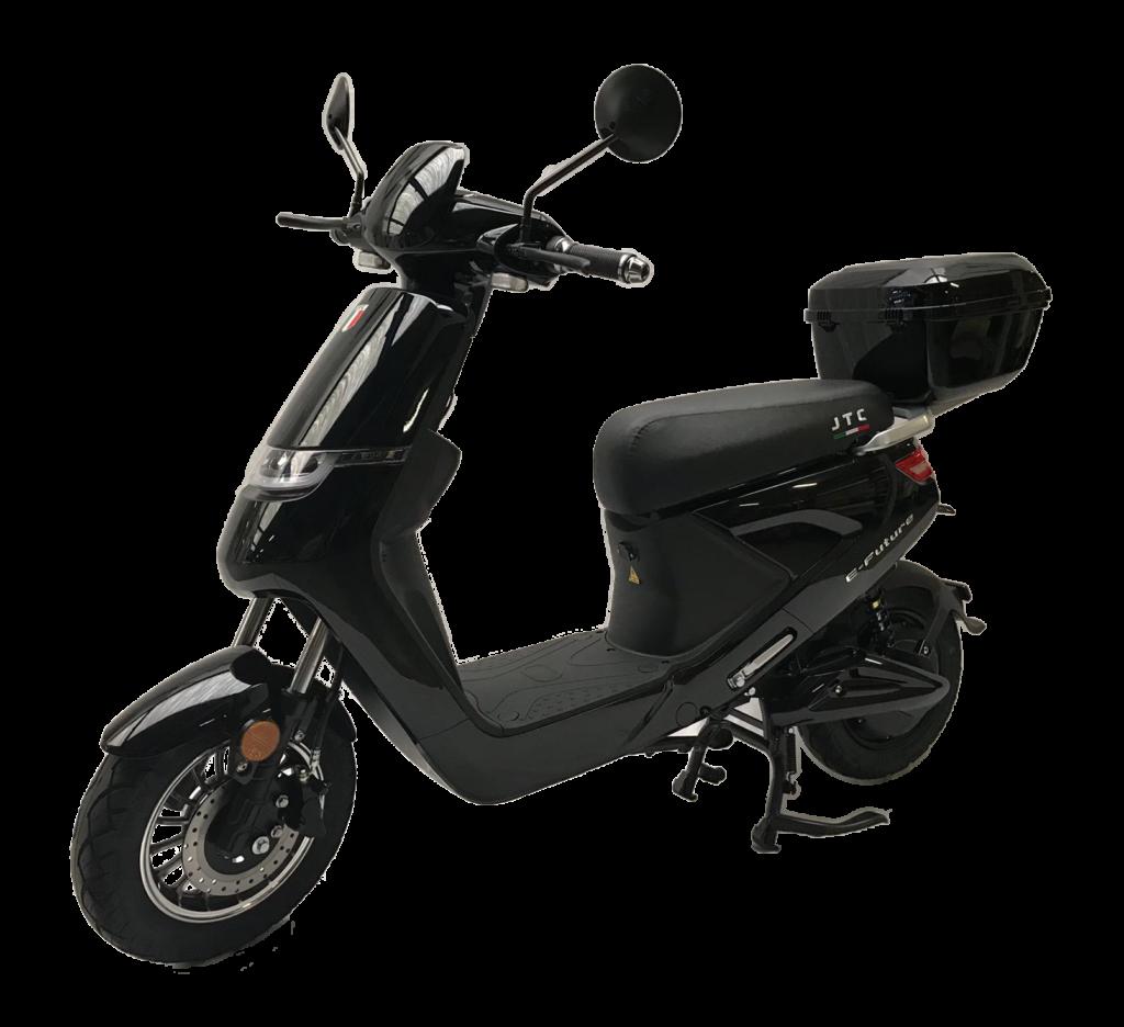 E-future elektrische scooter zwart