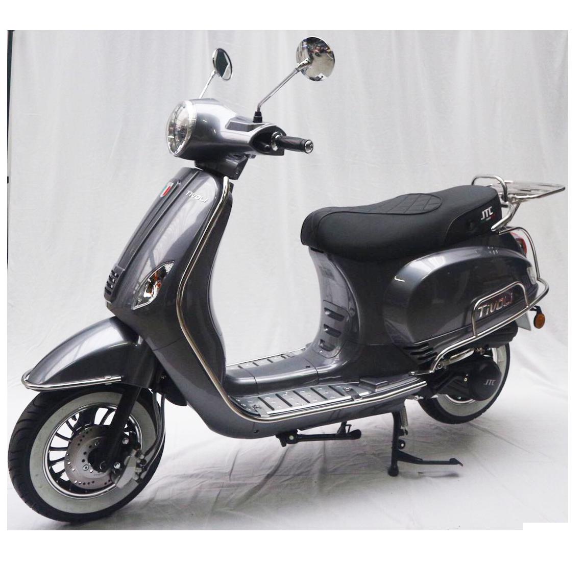 JTC Tivoli antraciet 125 cc