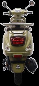 Venice olijfgroen 50cc achterkant