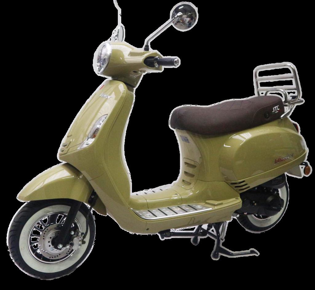 Venice 50 cc olijfgroen