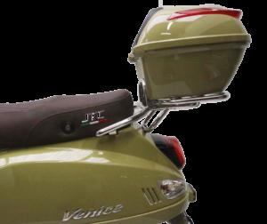 Venice olijfgroen 50cc topkoffer