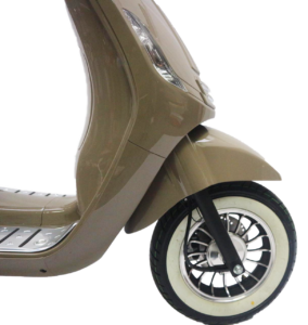 Venice taupe 50 cc wiel