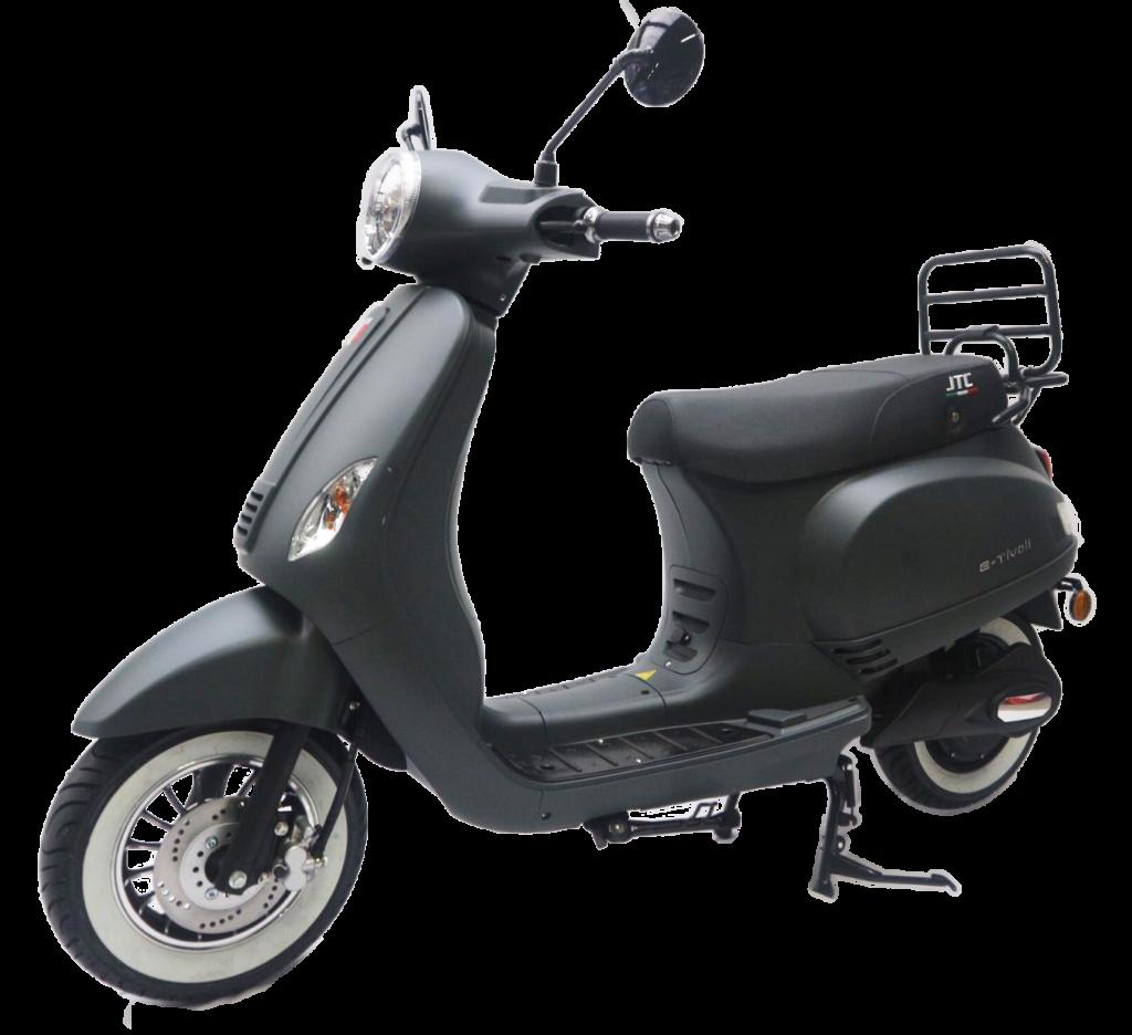 Elektrische scooter e-tivoli